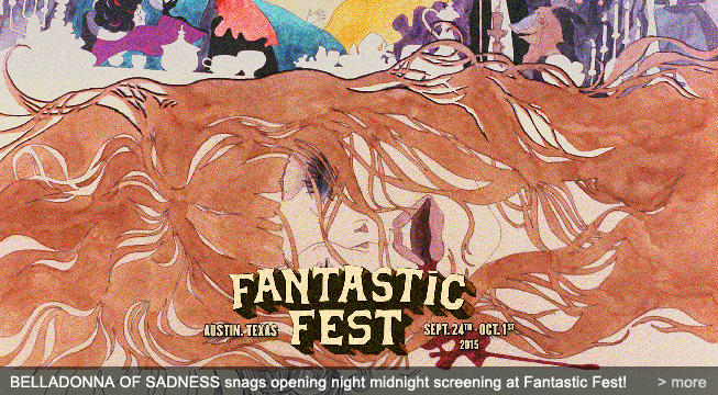 Belladonna of Sadness Midnight Fantastic Fest Screening